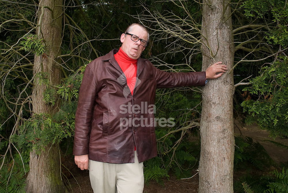 Picture by Daniel Hambury. .15/7/11..John Shuttleworth at Latitude, a music and arts festival set on the Henham Estate in Suffolk..The event runs from July 14th to 17th 2011.