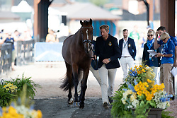 Kittel Patrick, SWE, Well Done de la Roche CMF<br /> World Equestrian Games - Tryon 2018<br /> © Hippo Foto - Stefan Lafrentz<br /> 11/09/2018