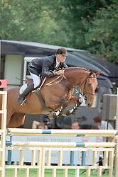 Leenders Fritz-Pilory<br />KWPN Paardendagen 2001<br />Photo © Dirk Caremans
