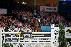 Wulschner Holger, GER, BSC Cha Cha Cha<br /> Stuttgart German Masters 2017<br /> © Hippo Foto - Stefan Lafrentz