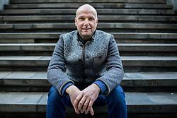Portrait of Gregor Grilc, former Alpine Skier and now CEO of company ObenAuf, on November 30, 2016 in Ljubljana Slovenia. Photo by Vid Ponikvar / Sportida