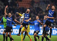Inter Milan vs Sampdoria - 24 Oct 2017