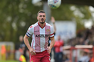 Stevenage Defender, Ronnie Henry (25) during the EFL Sky Bet League 2 match between Stevenage and Forest Green Rovers at the Lamex Stadium, Stevenage, England on 21 October 2017. Photo by Adam Rivers.