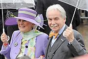 Koninginnedag 2010 . De Koninklijke familie in het zeeuwse Wemeldinge. / Queensday 2010. The Royal Family in Wemeldinge<br /> <br /> op de foto / on the photo :  Karla Peijs