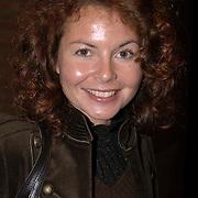 NLD/Den Bosch/20051031 - Premiere Een Rits te Ver, Maaike Widdershoven