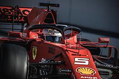 F1 2019: Barcelona Testing: 18 Feb 2019