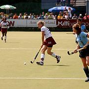 Laren - Amsterdam, hockey dames