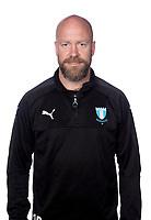 180405 Malmö:s assisterande tränare Olof Persson poserar för ett porträtt den 5 Apr 2018 i Malmö.<br /> Foto: Pelle Börjesson / Idrottsfoto / BILDBYRÅN / COP 205