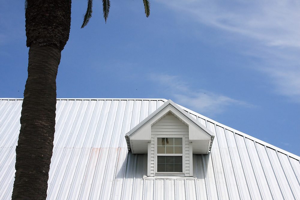 Detail of Bar Pilot House, Pilottown, LA
