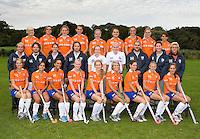 BLOEMENDAAL DAMES I seizoen 2008-2009