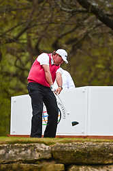 March 23, 2018 - Austin, TX, U.S. - AUSTIN, TX - MARCH 23: Phil Mickelson hits a tee shot during the third round of the WGC-Dell Technologies Match Play on March 23, 2018 at Austin Country Club in Austin, TX. (Photo by Daniel Dunn/Icon Sportswire) (Credit Image: © Daniel Dunn/Icon SMI via ZUMA Press)