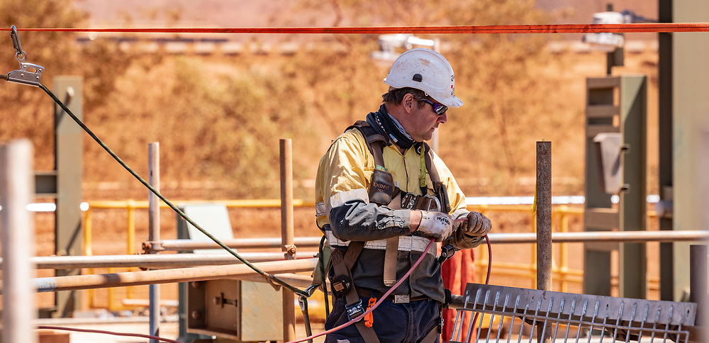 Capability at BHPs South Flank operations in the Pilbara