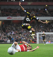 Arsenal v Bolton Wanderers 251011