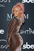 Kallee Brookes at MAXIM Magazine's Official Release of their Sept./Oct. Issue Hosted by Cover Model Vita Sidorkina held at Nightingale on September 28, 2019 in Los Angeles, California, United States (Photo by © VipEventPhotography.com