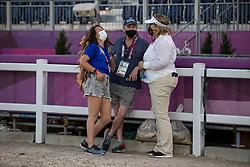 Waldman-Goldstein Dani, ISR<br /> Olympic Games Tokyo 2021<br /> © Hippo Foto - Dirk Caremans<br /> 04/08/2021