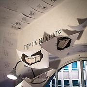 Eventi del Fuorisalone nelle strade di Milano, in occasine del Salone Internazionale del Mobile.<br /> Studio dell'architetto Giovanni Cagnato<br /> <br /> The events of Fuorisalone around the city during the Furniture International Show in Milan. The study of the architect Giovanni Cagnato