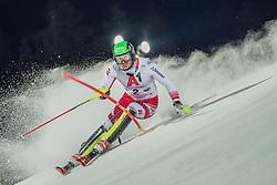 "29.01.2019, Planai, Schladming, AUT, FIS Weltcup Ski Alpin, Slalom, Herren, 1. Lauf, im Bild Michael Matt (AUT) // Michael Matt of Austria in action during his 1st run of men's Slalom ""the Nightrace"" of FIS ski alpine world cup at the Planai in Schladming, Austria on 2019/01/29. EXPA Pictures © 2019, PhotoCredit: EXPA/ Dominik Angerer"