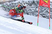 Alpint<br /> FIS World Cup<br /> Sölden Østerrike<br /> Oktober 2017<br /> Foto: Gepa/Digitalsport<br /> NORWAY ONLY<br /> <br /> SOELDEN,AUSTRIA,28.OCT.17 - ALPINE SKIING - FIS World Cup season opening, Rettenbachferner, giant slalom, ladies. Image shows Nina Haver-Løseth (NOR). Photo: GEPA pictures/ Mathias Mandl