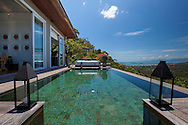 Swimming pool at Villa Belle a Luxury, private villa on Koh Samui, Thailand