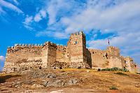 Turquie, province d'Izmir, ville de Selcuk, site archéologique d'Ephese, chateau de Saint Jean // Turkey, Izmir province, Selcuk city, archaeological site of Ephesus, Castle Saint John