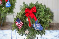12/19/20 Wreaths Across America Bridgeport Cemetery