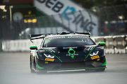 November 11-13, 2020. Race 2, Lamborghini Super Trofeo, Sebring: 29 Victor Gomez, Change Racing, Lamborghini Charlotte, Lamborghini Huracan Super Trofeo EVO