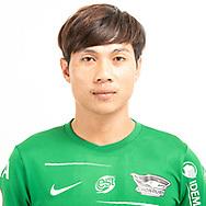 THAILAND - JUNE 11: Thanachai Noorach #36 of Chon Buri FC on June 11, 2019.<br /> .<br /> .<br /> .<br /> (Photo by: Naratip Golf Srisupab/SEALs Sports Images/MB Media Solutions)