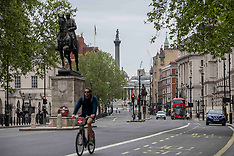 Covid-19 - London Lockdown 28 April 2020