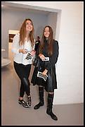 LUCCA HUE-WILLIAMS; ALAIA ODABASH, Yoshitomo Nara at Dairy Art Centre, Wakefield St. Russell Sq. London.  Thursday 2 October 2014.