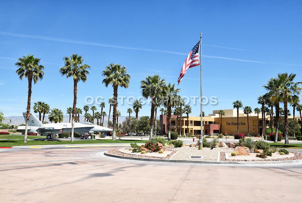 The Desert Sun Publishing Building
