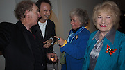 MAGGI HAMBLING; TORY LAURENCE, Opening of the Keepers House, Royal Academy. London. 26 September 2013