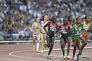 Olympic Stadium, Stratford, London, United Kingdom<br /> <br /> Description:<br /> <br /> 2012 London Olympic, Athletics, <br /> . <br /> <br /> 20:19:15  Friday  10/08/2012 [Mandatory Credit: Peter Spurrier/Intersport Images]