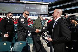 Philadelphia Eagles vs Atlanta Falcons at Lincoln Financial Field; Salute to Service