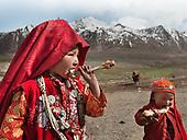 High Altitude desert - The Kyrgyz nomads