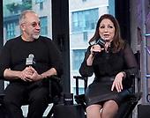 """AOL Build Speaker Series - Gloria Estefan, Emilio Estefan and Alex Dinelaris, """"On Your Feet"""""""