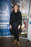 Anna Winslet at  the Ask the Cheat film screening. Crowne Plaza London Docklands.