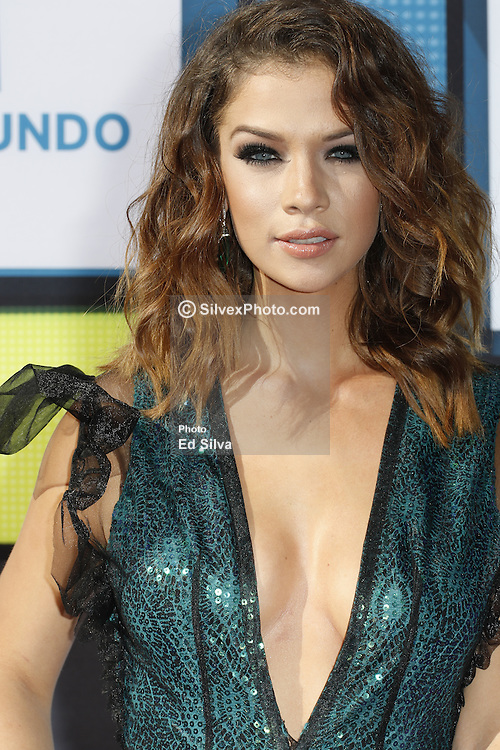 HOLLYWOOD, CA - OCTOBER 06: Carolina Miranda attends the Telemundo's Latin American Music Awards 2016 held at Dolby Theatre on October 6, 2016. Byline, credit, TV usage, web usage or linkback must read SILVEXPHOTO.COM. Failure to byline correctly will incur double the agreed fee. Tel: +1 714 504 6870.