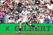 Twickenham, United Kingdom,  2nd June 2019, Quilter Cup -  England XV v Barbarian XV,  played at the RFU Stadium, Twickenham, England, <br /> © Peter SPURRIER: Intersport Images<br /> <br /> 16:37:45  02/06/2019