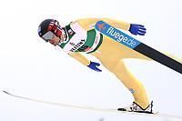 Kombinert<br /> FIS World Cup<br /> Ruka / Kuusamo Finland<br /> November 2017<br /> Foto: Gepa/Digitalsport<br /> NORWAY ONLY<br /> <br /> KUUSAMO,FINLAND,25.NOV.17 - NORDIC SKIING, NORDIC COMBINED, SKI JUMPING - FIS World Cup, Ruka Nordic Opening, large hill. Image shows Magnus Hovdal Moan (NOR). Photo: GEPA pictures/ Mathias Mandl