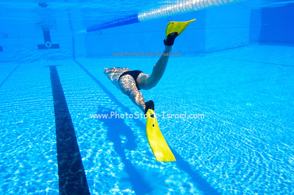 Freediving (or free-diving) is a form of underwater diving that does not involve the use of scuba gear or other external breathing devices, but rather relies on a diver's ability to hold his or her breath until resurfacing. Examples include breath-hold spear fishing, freedive photography, apnea competitions, and to some degree, snorkeling.