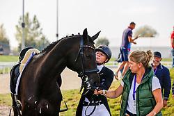 Siegl Lea, AUT, Van Helsing P<br /> FEI EventingEuropean Championship <br /> Avenches 2021<br /> © Hippo Foto - Dirk Caremans<br />  24/09/2021