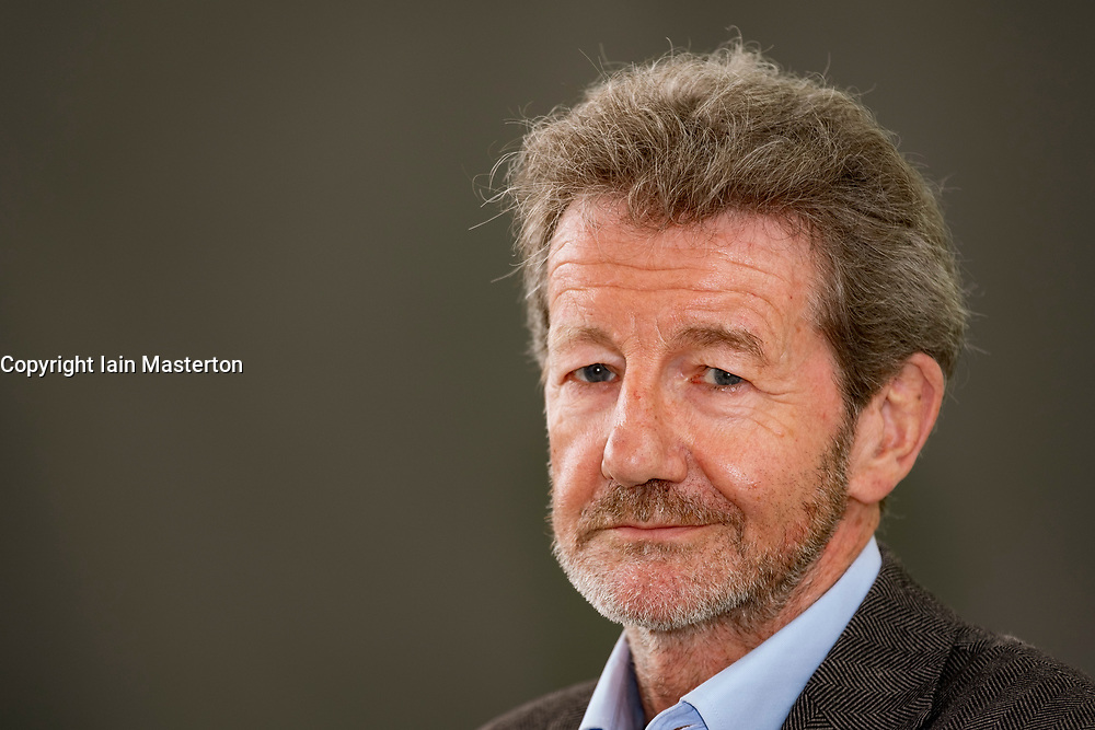 Edinburgh, Scotland, UK. 23 August 2108. Stefan Collini is an English literary critic and academic who is Professor of English Literature and Intellectual History at the University of Cambridge and an Emeritus Fellow of Clare Hall