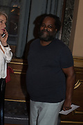 DAVID BAILEY, TenTen. The Government Art Collection/Outset Annual Award. Champagne reception to announce the inaugural artist Hurvin Anderson and unveil his 2018 print. Locarno Suite, Foreign and Commonwealth Office. SW1. 2 October 2018