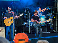 Lee Brice featured performer on the GMC Sierra Stage during the Citadel Country Spirit USA music festival.<br /> <br /> <br /> For three days in August, country music fans celebrated at the Citadel Country Spirit USA music festival, held on the Ludwig's Corner Horse Show Grounds.