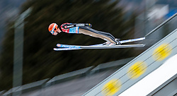 31.12.2015, Olympiaschanze, Garmisch Partenkirchen, GER, FIS Weltcup Ski Sprung, Vierschanzentournee, Qualifikation, im Bild Pius Paschke (GER) // Pius Paschke of Germany during his Qualification Jump for the Four Hills Tournament of FIS Ski Jumping World Cup at the Olympiaschanze, Garmisch Partenkirchen, Germany on 2015/12/31. EXPA Pictures © 2015, PhotoCredit: EXPA/ JFK