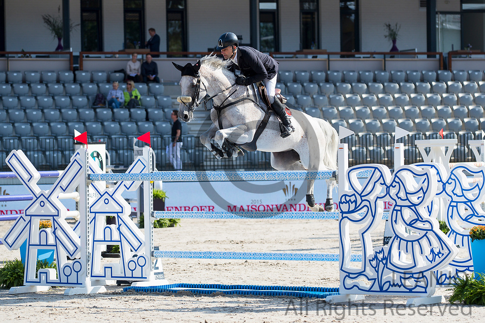 Niklaus Rutschi - Clearwater<br /> FEI European Championships 2019<br /> © DigiShots