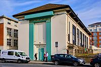 République d'Irlande, Dublin, Studios Windmill Lane, célébres studio d'enregistrement dont U2 // Republic of Ireland; Dublin, Windmill Lane Studios is an Irish recording studio in existence since 1978