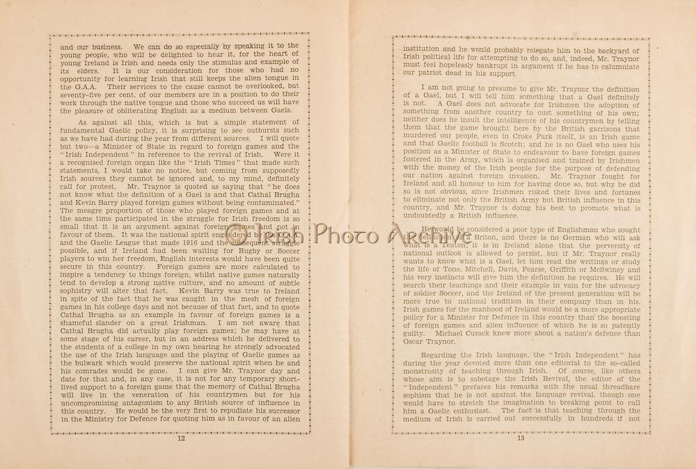 Munster Senior Hurling Championship - Final,.15071945MSHCF,.Limerick 02-06 v Tipperary 04-03, .15.07.1945, 07.15.1945, 15th July 1945