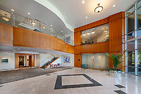 Interior image of Ridgeview 3 Office Building in Chantilly Virginia by Jeffrey Sauers of Commercial Photographics, Architectural Photo and Video Artistry