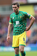 Jonathan Howson of Norwich City looks on. Barclays Premier League match, Crystal Palace v Norwich city at Selhurst Park in London on Saturday 9th April 2016. pic by John Patrick Fletcher, Andrew Orchard sports photography.